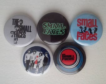 1 Inch D Pin Button Badges 20x Mod Various 25mm