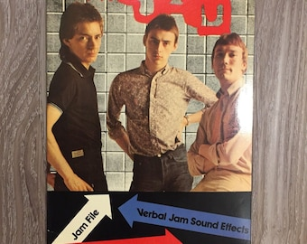 The Jam - Extra Special - Faces of the 80 s Fanzine 8e5580f37