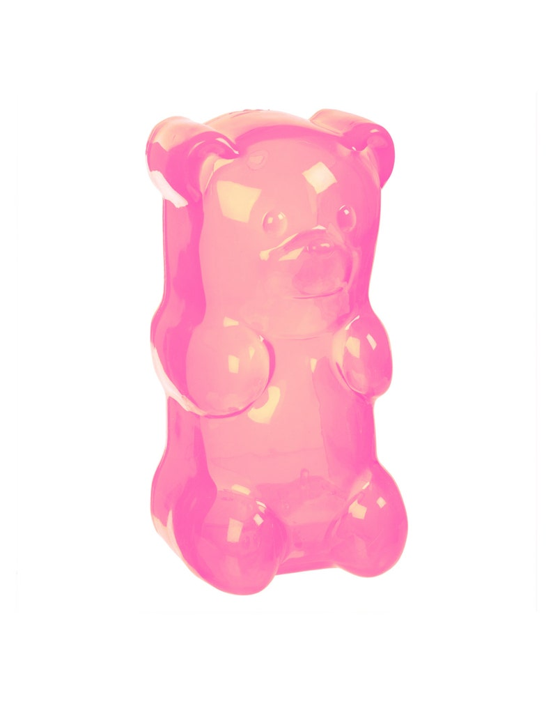 picture relating to Gummy Bear Printable titled Purple Gummy Endure Print, Do it yourself Print, Printable Poster, Sweet Poster, Sweet Place Decor, Purple Decor, Kawaii Print, Meals Print, Downloadable Print