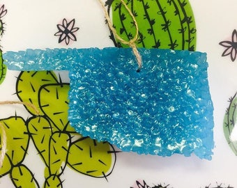 OKLAHOMA Aroma Bead Air Freshener Car Scent The Krazy Kactus