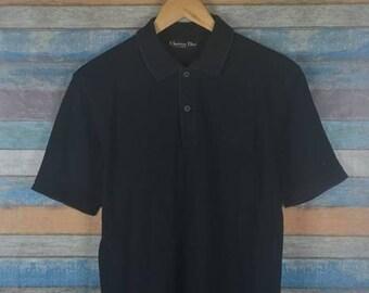 d7174307 Vintage Christian Dior Sport polo shirt 90s Size: US L / EU 52-54 / 3