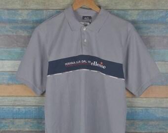 cf63756ea3c NWOT Vintage Ellesse polo 90s shirt Size: US M / EU 48-50 / 2