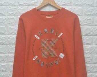 ec158465e72f Vintage 90s Karl Helmut embroidery sweatshirt US L   EU 52-54   3