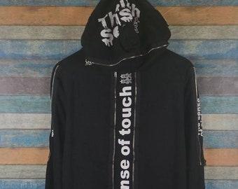 8820ec2646 PPFM The Sixth Sense hoodie zipper sweater US L   EU 52-54   3