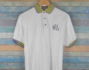 9b234de8 Vintage Kenzo Paris golf polo shirt US M / EU 48-50 / 2