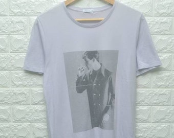 bb405a6c Vintage Lad Musician rocker designer british mods graphic shirt US S / EU 44 -46 / 1