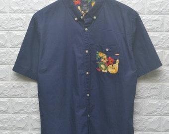 25b70075cb3b Beams Heart Hawaii cocktail pocket shirt US L / EU 52-54 / 3