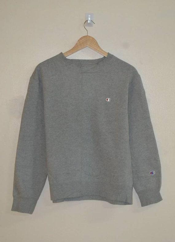 Vintage 90s Champion grey sweatshirt