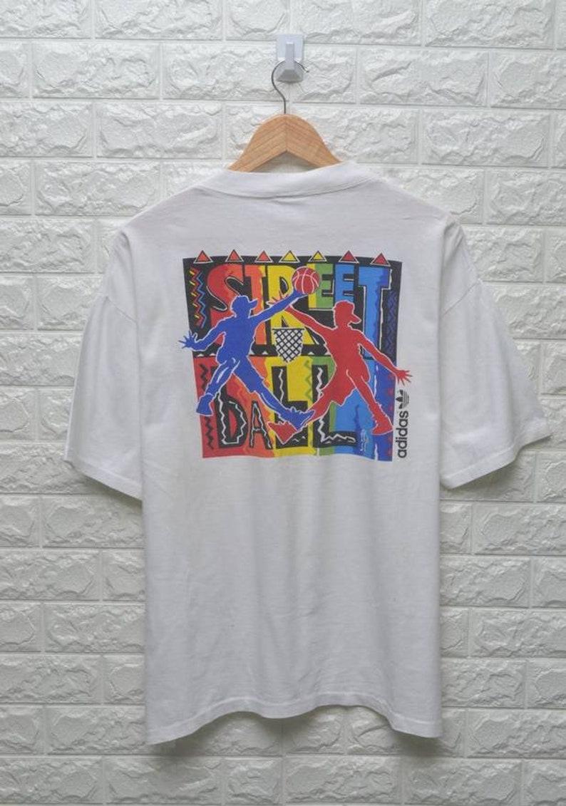 ADIDAS STREETBALL (BASKETBALL 90er Jahre Vintage