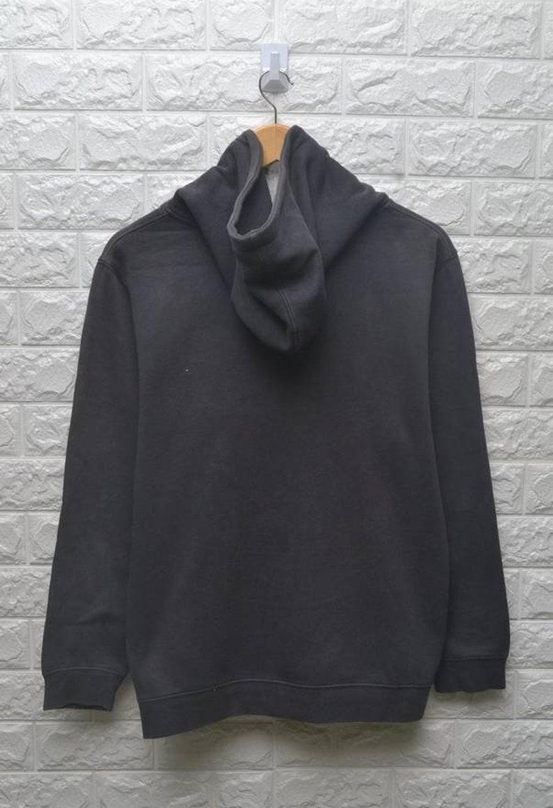 a0c140083b Vintage Stussy Livin XL sweater hoodie 90s skate streetwear