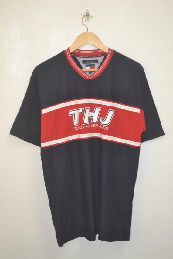 Vintage Tommy Hilfiger 90s sport jersey