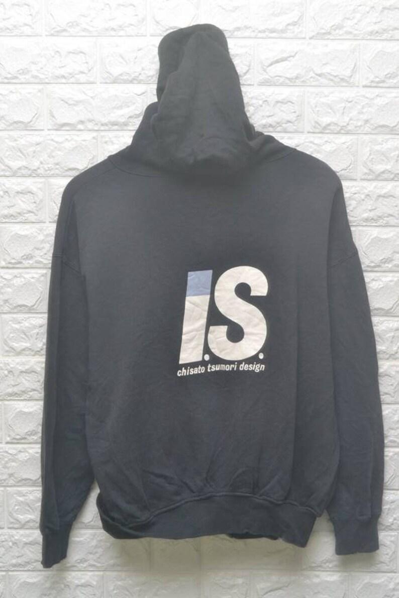 4941cb80dee Tsumori Chisato IS Issey Miyake hoodie zipper sweater US L