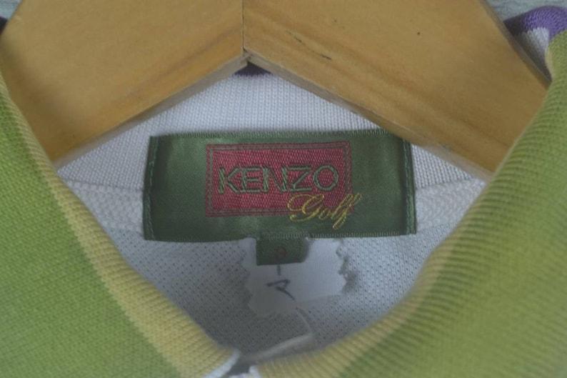 87801259cb57 Vintage Kenzo Paris golf polo shirt US M / EU 48-50 / 2 | Etsy