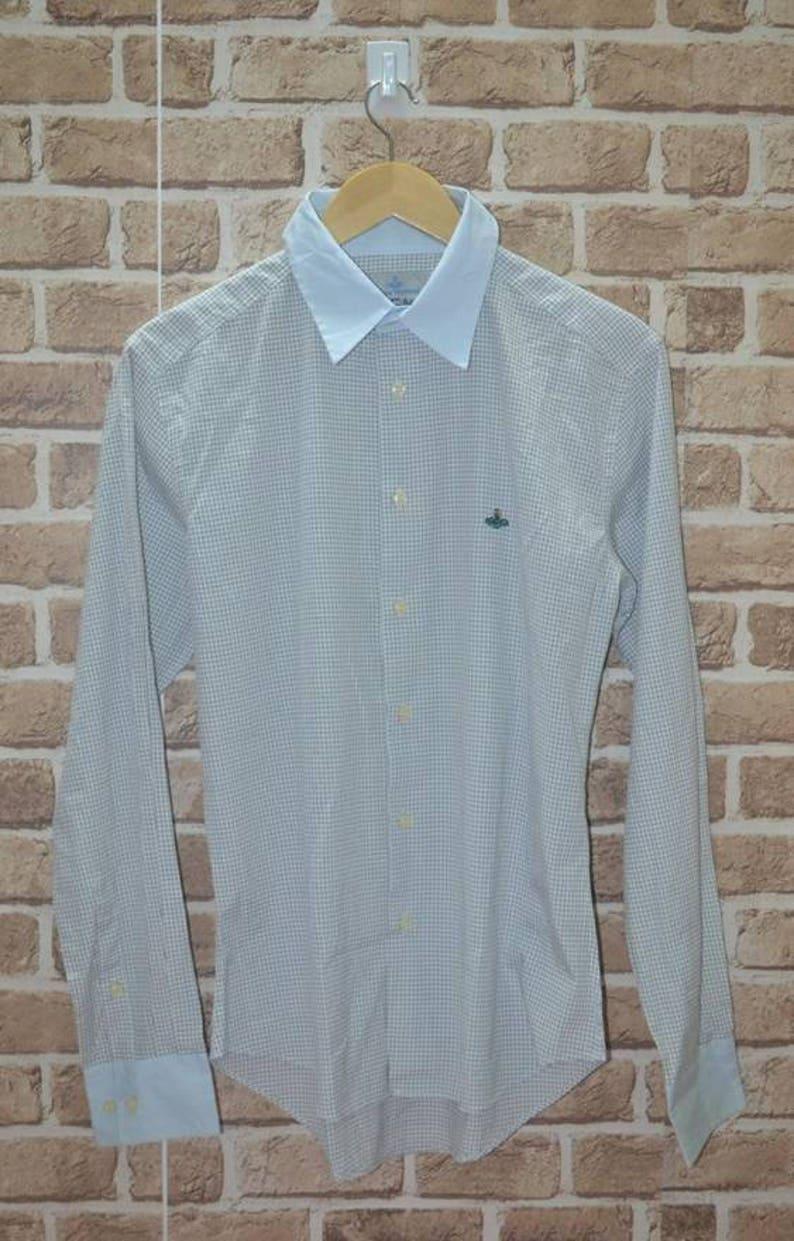 a40cf11d Vivienne Westwood Man london punk casual shirt | Etsy