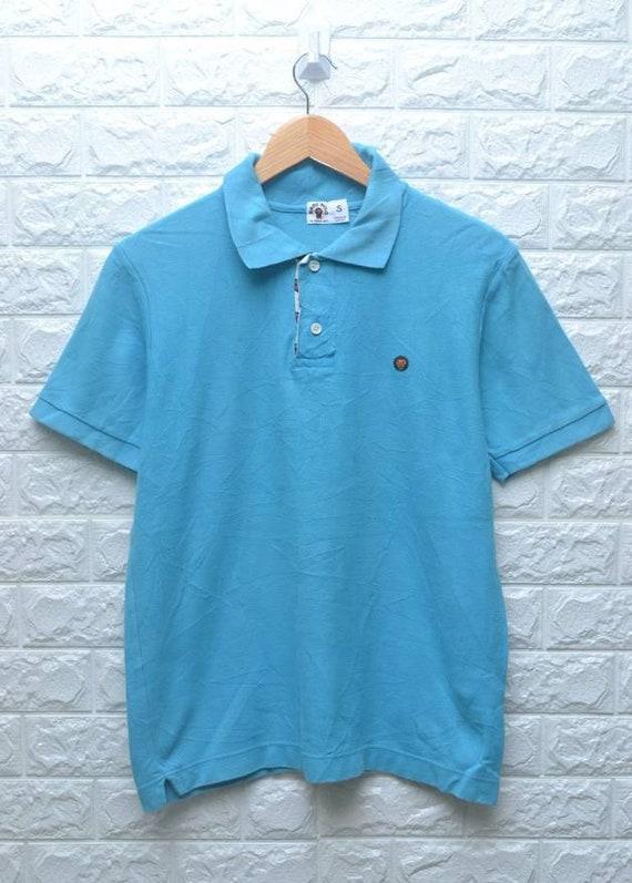 Vintage Baby Milo Blue Polo shirt