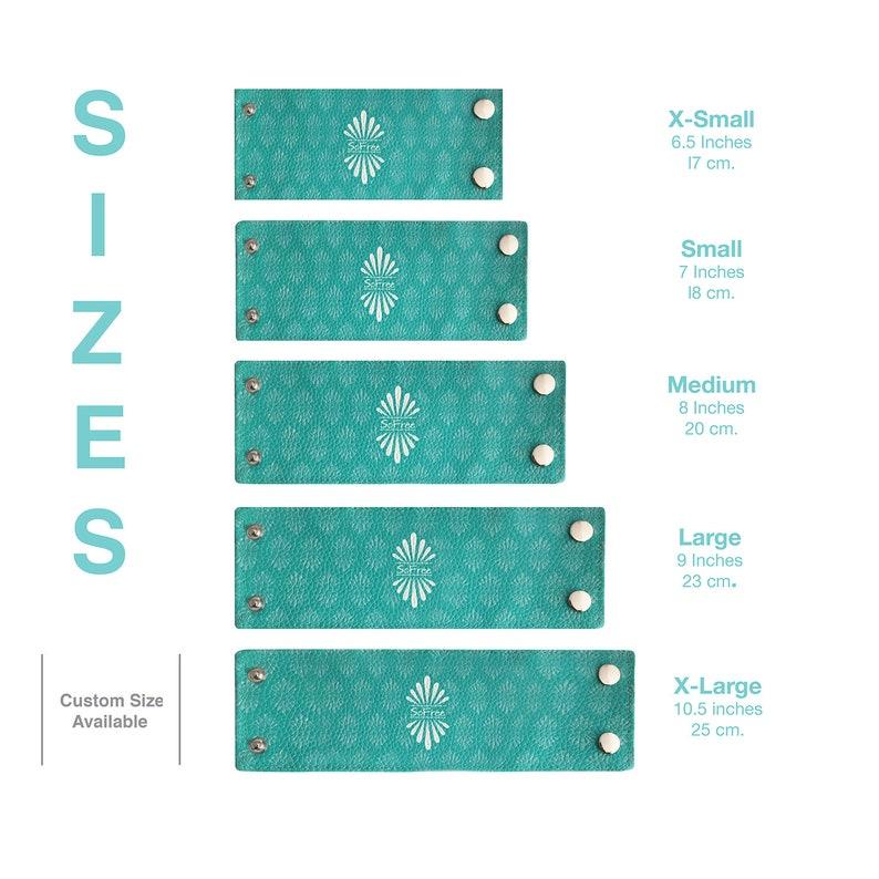 Bracelet for Money Wide Bracelet Purse Secret Wallet WRIST WALLET Dandelion Print Travel Wristlet Wallet