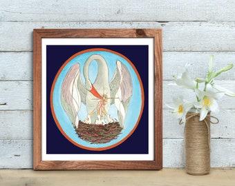Sacrifice, catholic images, catholic art, catholic pelican image, Pelican, sacred images, Eucharist, Jesus Christ, blood of Christ, catholic