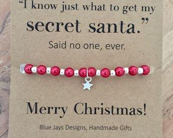 Funny Christmas Gift Exchange Ideas.Secret Santa Ideas Etsy