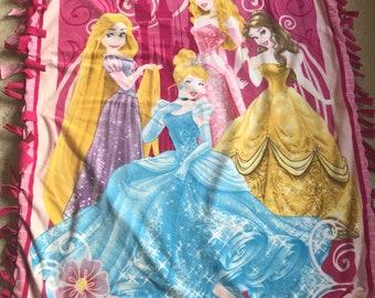 Disney Princess Fleece Throw