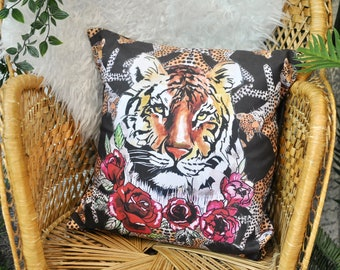 Luxury /'Don/'t Preach/' Madonna Handmade Statement Cushion Statement Pillow Funky Decor Eclectic Decor