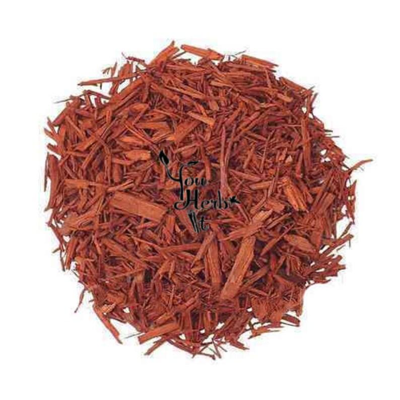 Pterocarpus Sandalo Erba Rosso Di Santalinus Legno Taglio 1TclFKJ
