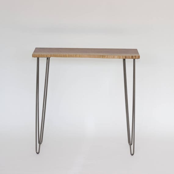 Amazing Live Edge Table Entry Way Table Modern Sofa Table Narrow Console Table Entryway Table Sofa Table Minimilist Desk Entry Table Live Edge Theyellowbook Wood Chair Design Ideas Theyellowbookinfo