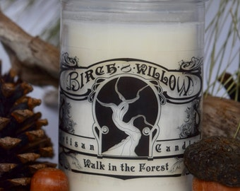 Walk in the Forest Soy Candle