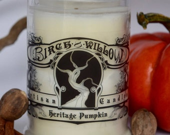Heritage Pumpkin Soy Candle