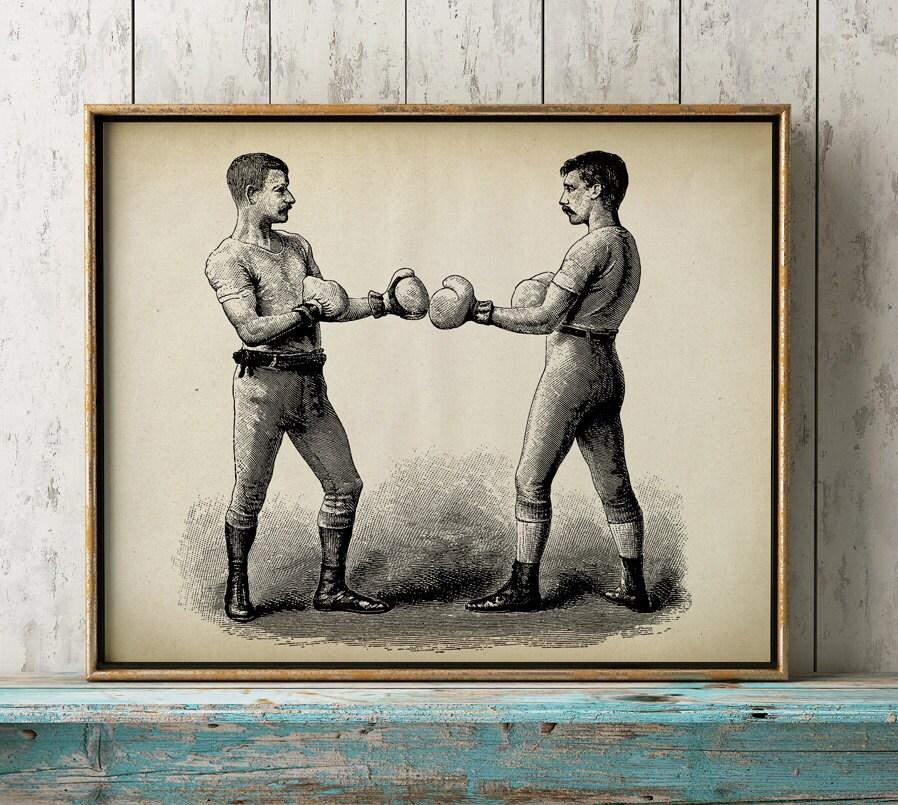 художественная картинка бокс ним список