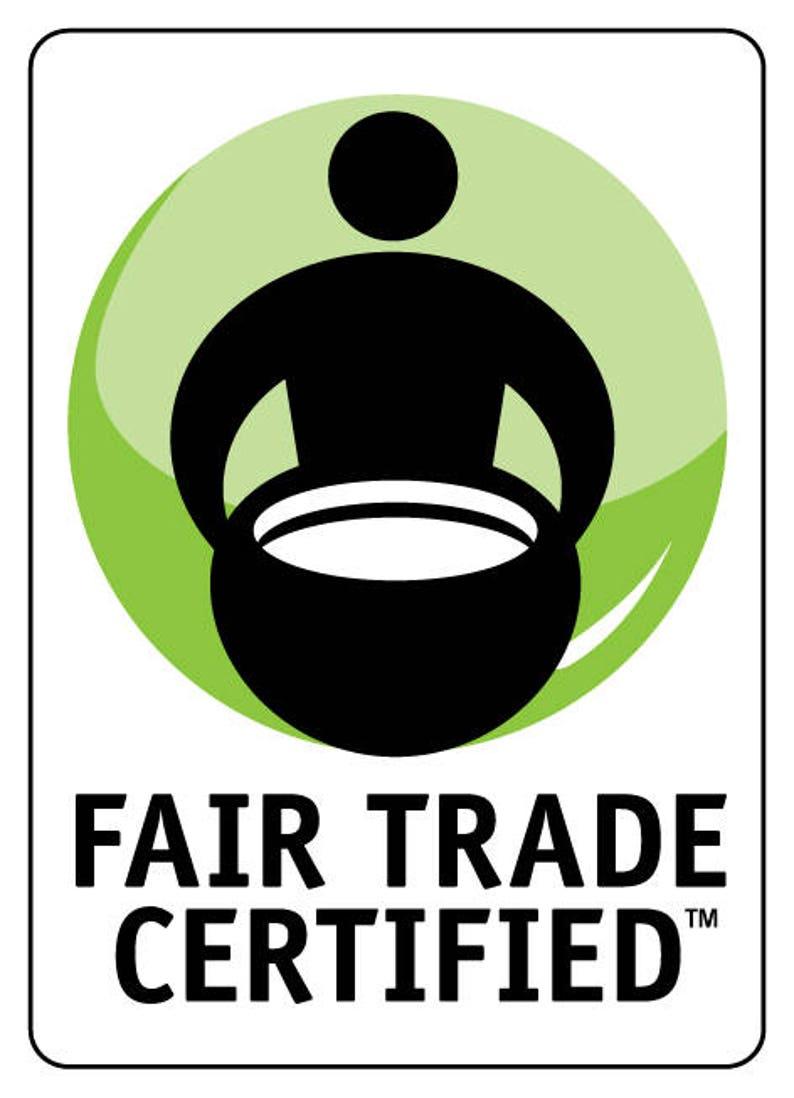 I Totes Love Veggies Fair Trade Reusable Grocery Bag