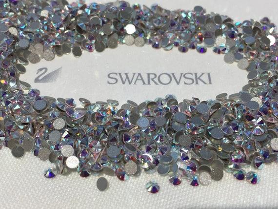 6b002be48ce537 Genuine Swarovski Crystal Rhinestones flat back Crystal