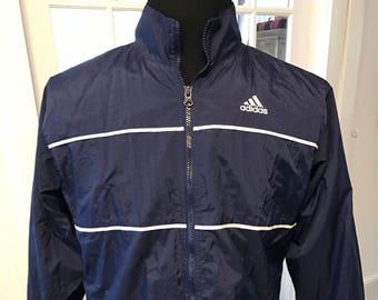 1990's Adidas Windbreaker