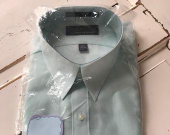 Vintage 1990's New Old Stock Van Heusen Dress Shirt