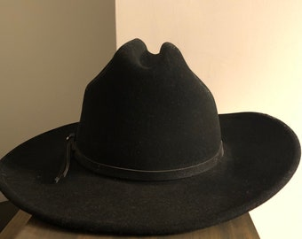 477a3524d6a03 Vintage 1990 s Goorin Brothers Wool Cowboy Hat