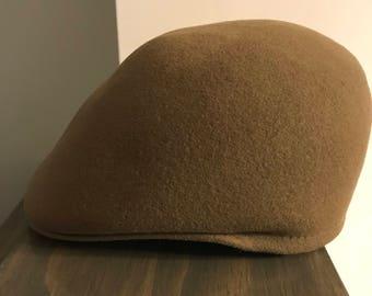 Men's Ascot Wool Country Gentleman Hat