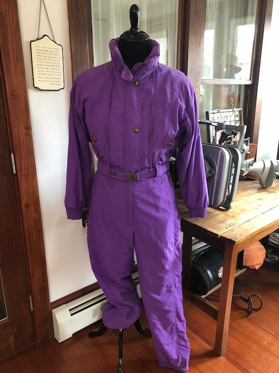 Vintage 1990's Bogner Ski Suit