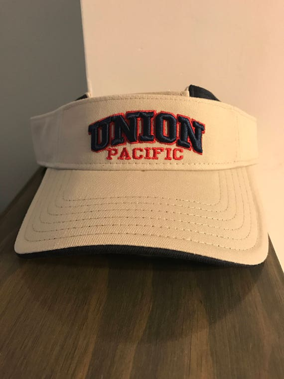 Union Pacific Visor Sun Hat
