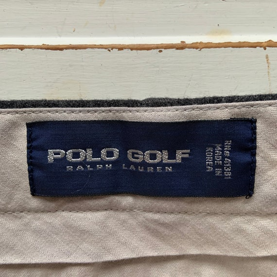 Vintage 1980's or 1990's Polo By Ralph Lauren Gol… - image 4