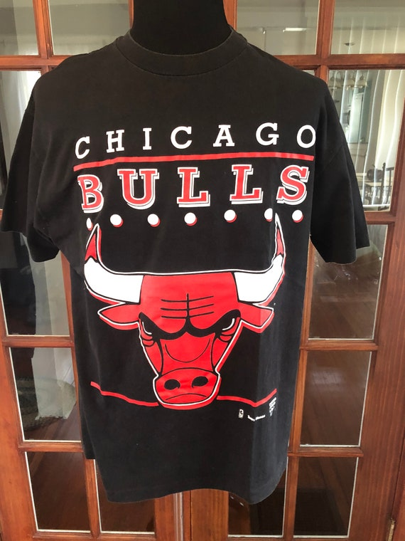 Vintage 1990's Chicago Bulls T Shirt