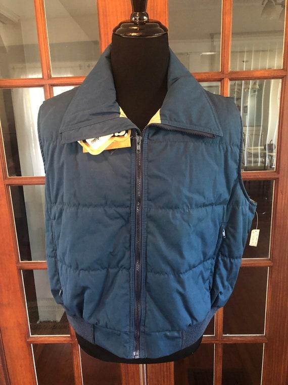 Vintage 1990's NOS Woolrich Vest