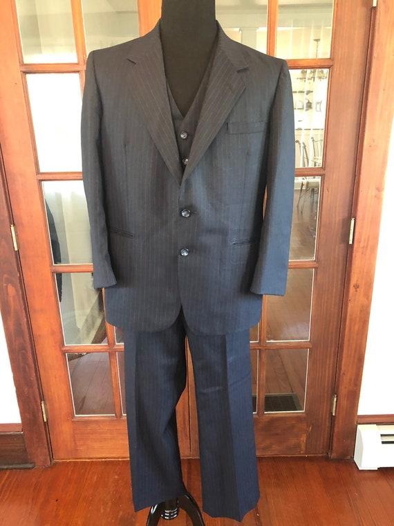Vintage 1970's Eastwick Mens Suit