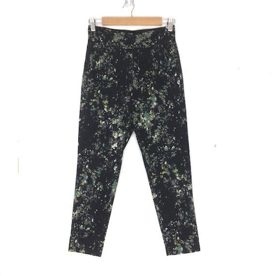 Vintage!! JEANASIS women's Painting Pants Full Pri