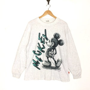 Vintage 90s PEANUTS WOODSTOCK Cartoon Character Sweatshirt Big Logo Made In USa Anime Cartoon Akira