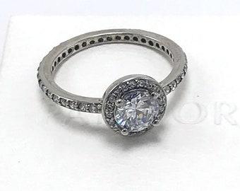 08856b2702ef4 Pandora vintage ring | Etsy
