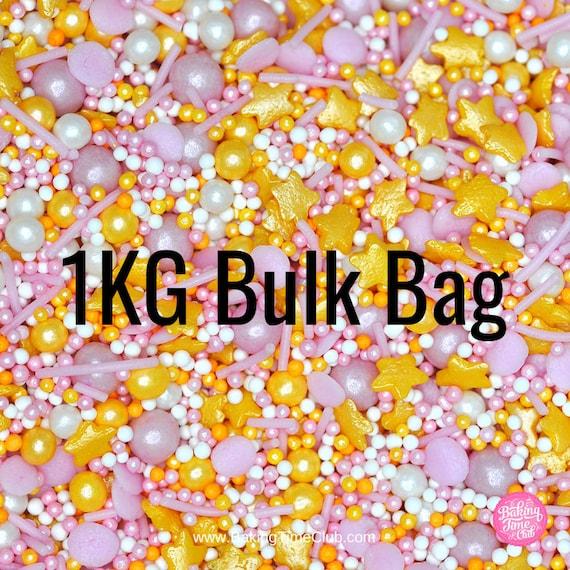 Pink Bulk Bag