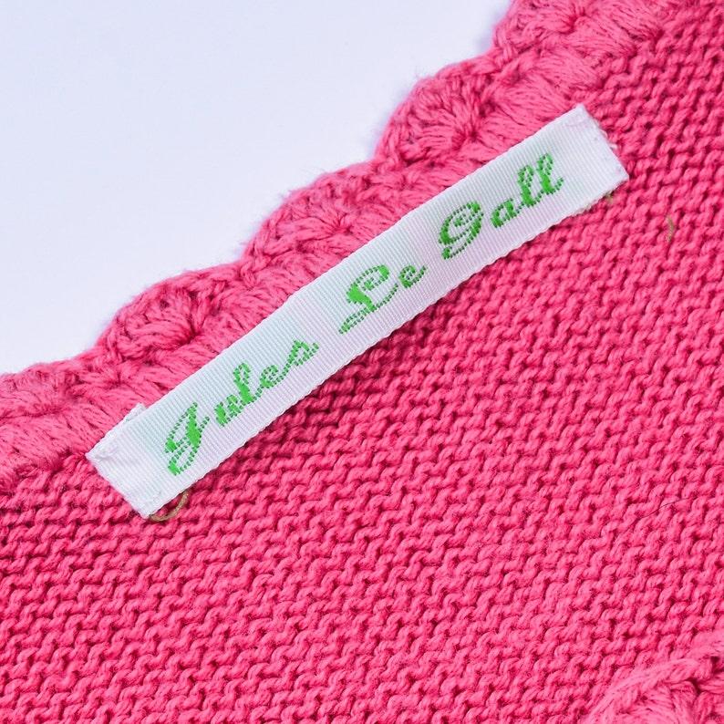 d2b433e54 Coser-en nombre de las etiquetas tejidas cintas de nombre