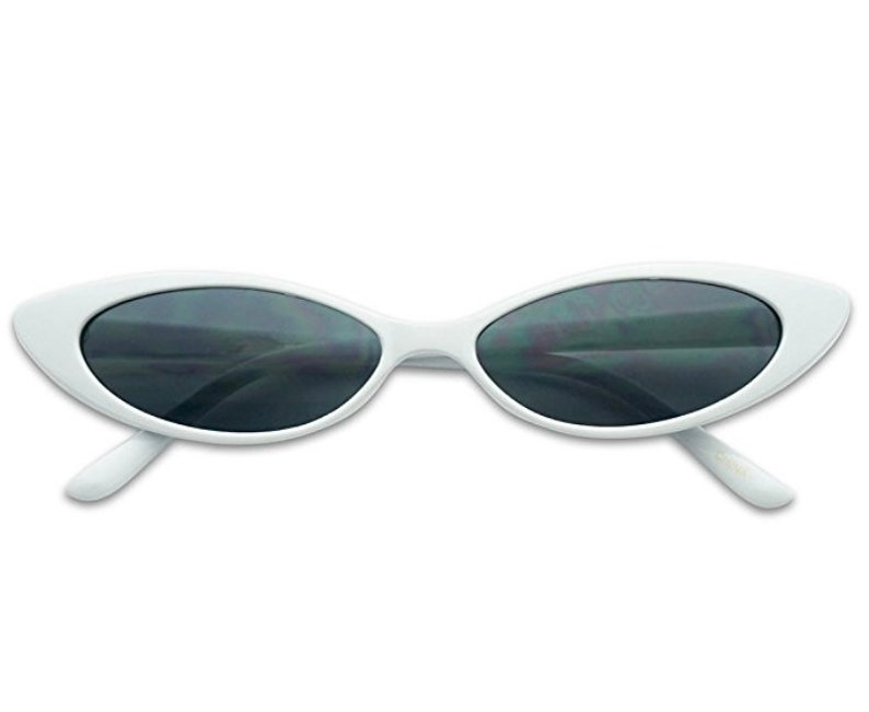 a2baf8a127 Mini Vintage Retro Clout Goggles Extra Narrow Oval Round