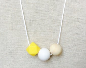 Necklace for mama Minimalist Necklace Teeth necklace