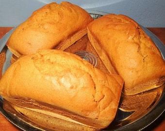 Pumpkin Bread, Timberlake Bread Company, Made From Scratch Fresh Pumpkin Bread
