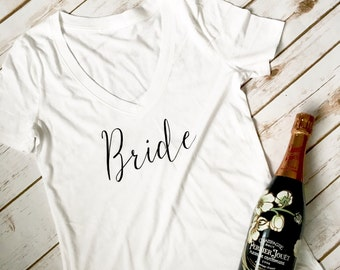 Bride Shirt - Bridal Shirt - I DO shirt - Bride - Bride Gift - Mrs Shirt - Bridal Shower Gift - Wedding gift - Bride outfit - Bride Tshirt